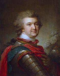 Figure 16 Prince Potemkin, ca. 1790.