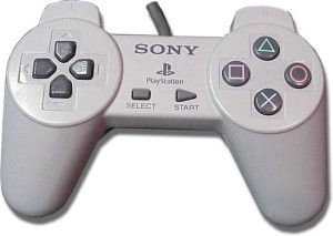 Figure 40 Original Playstation design, ca. 1994.