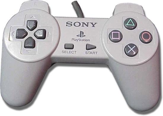 Figure 34 Original Playstation design, ca. 1994.