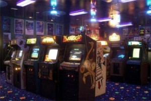 Figure 5 Game arcade, ca. 1983