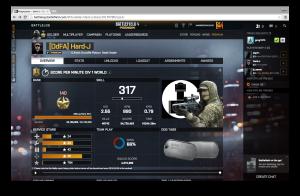 Battlelog profile for Hard-J