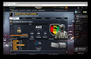 Battlelog profile for KING-DYLAN666.