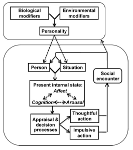 Figure 2: The General Aggression Model (GAM)