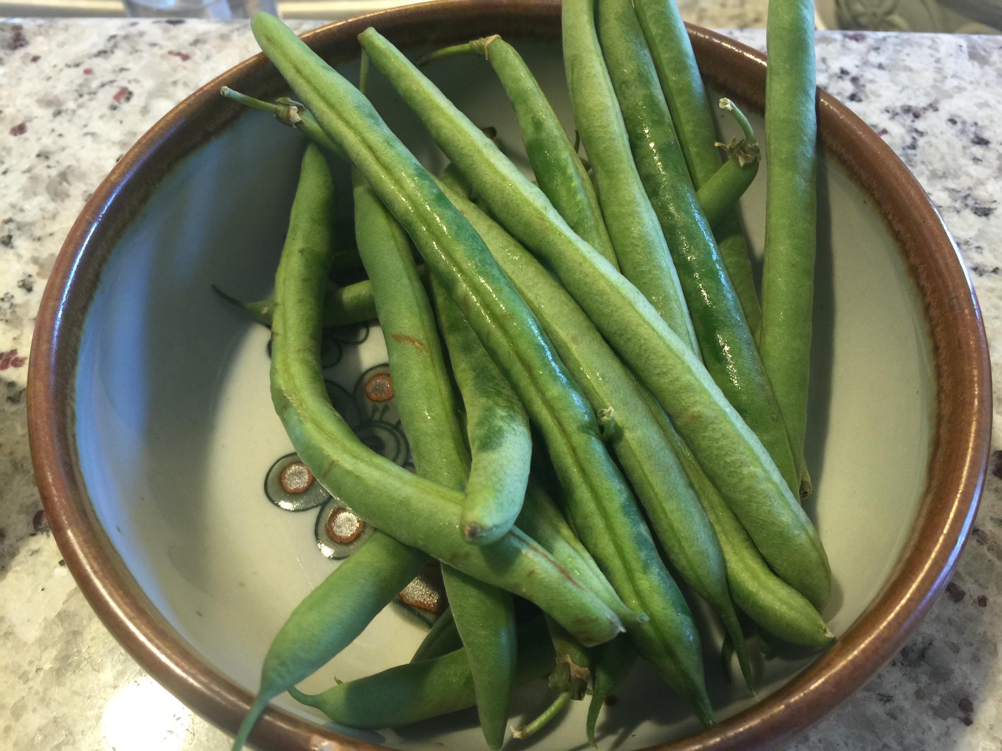 green beans-1